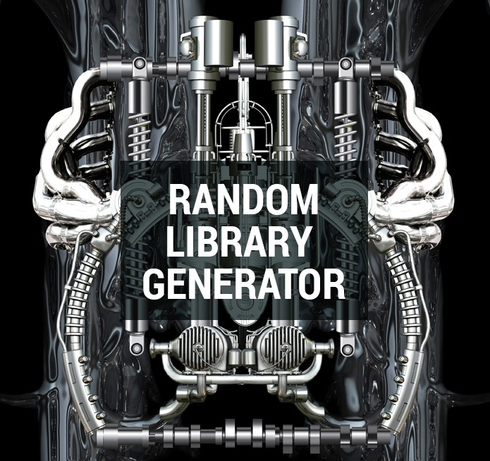 RandomLibraryGenerator