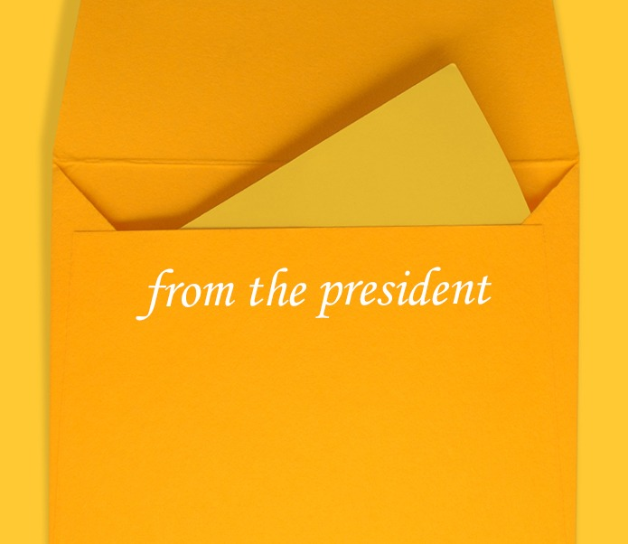 From the OLA President