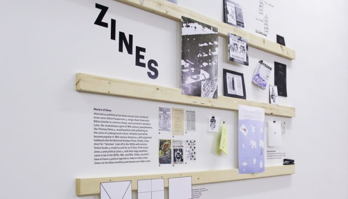 The Chattanooga Zine Library