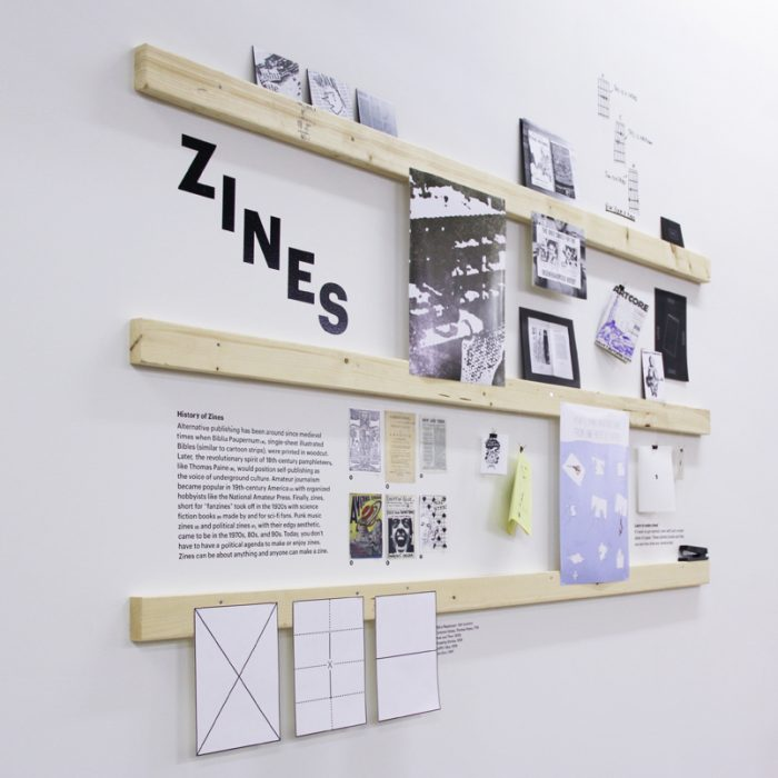 Zine Library Alternative Web