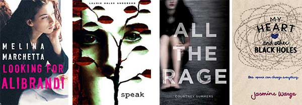 YA Book Covers