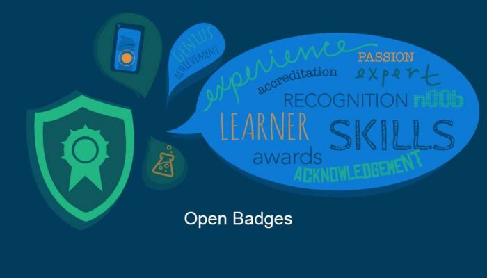 Open Digital Badges: The New Education Credential