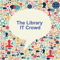 The Library IT Crowd