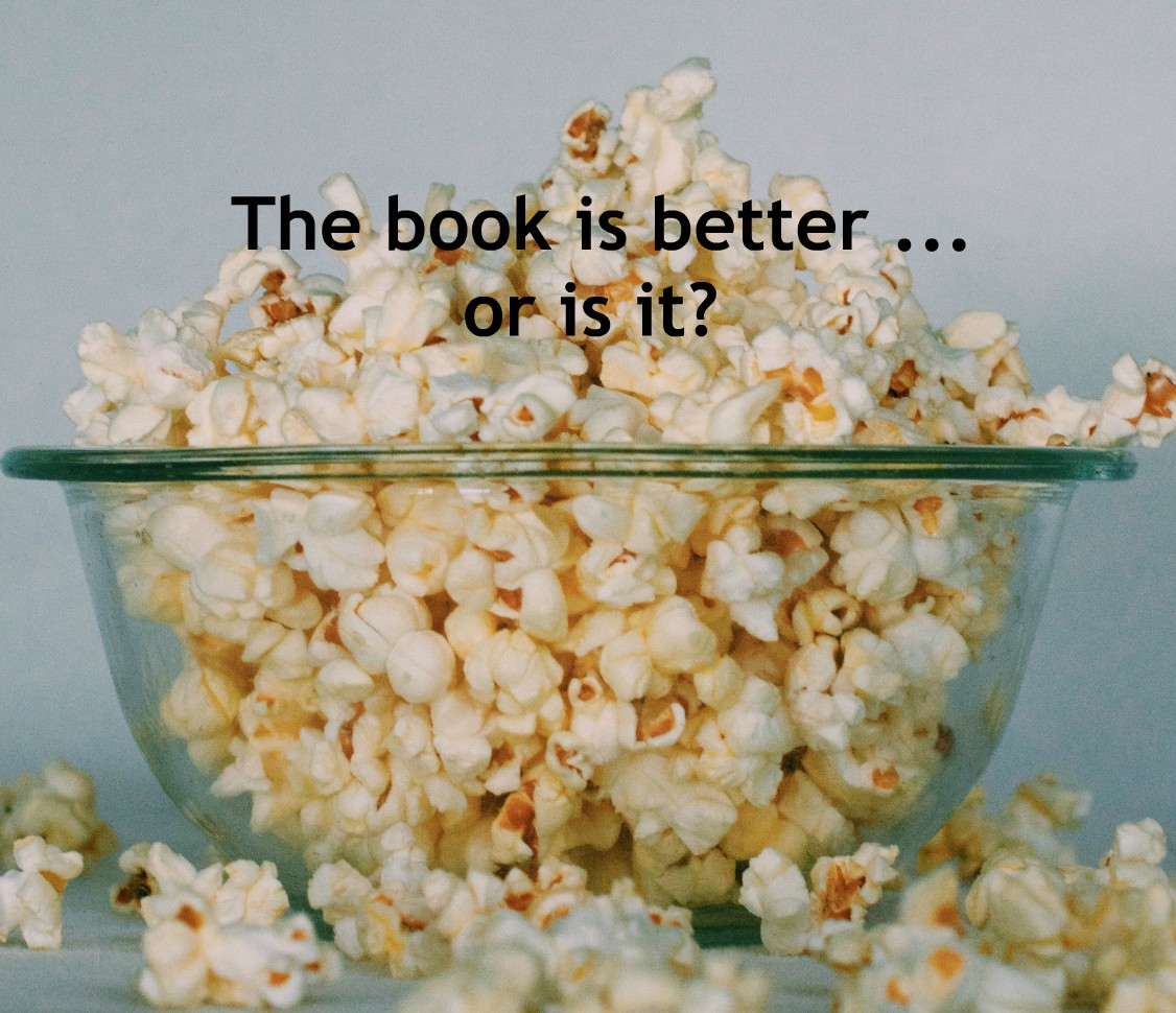 Hidden figures: Book or movie?