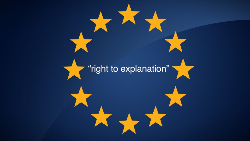 eu right to explanation