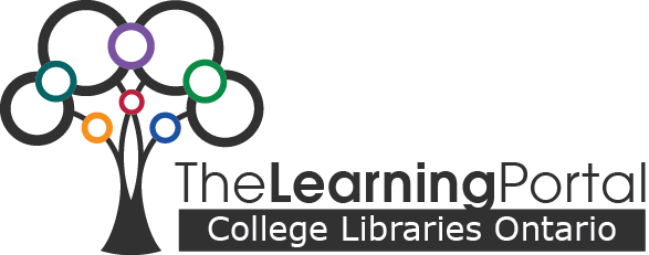 The Learning Portal Logo.