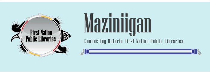 Maziniigan Newsletter logo