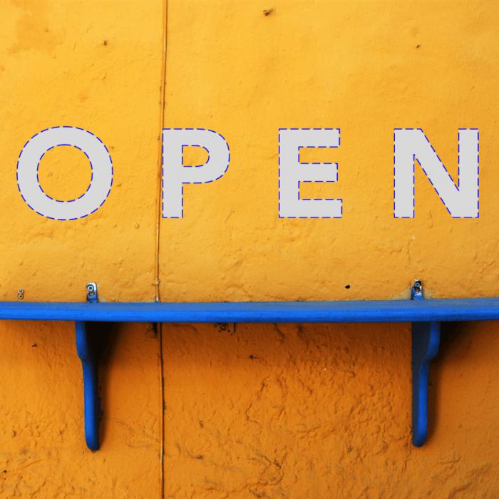 Alt Open Shelf Logo
