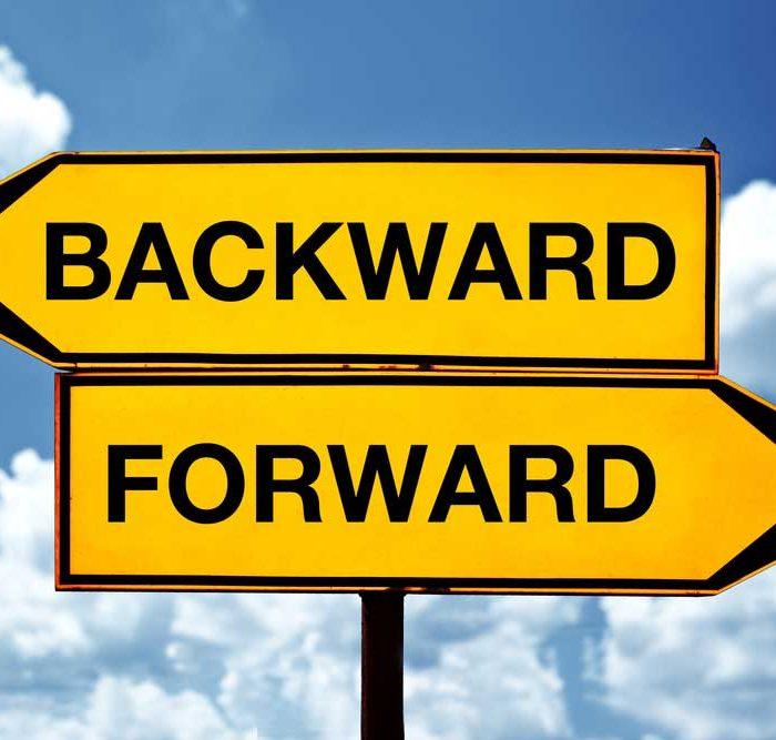 Backward Forward