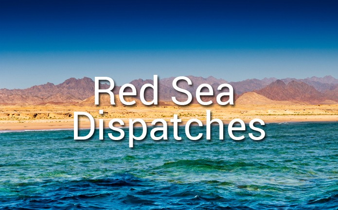 Red Sea Dispatches