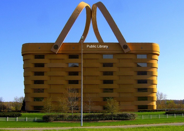 Winner! New Public Library