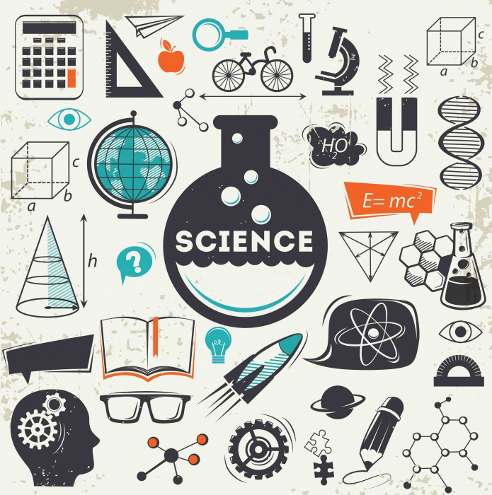 Science Icon Web