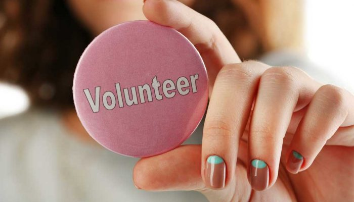 Let Them In: Volunteers In Academic Libraries
