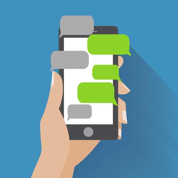 Texting Web