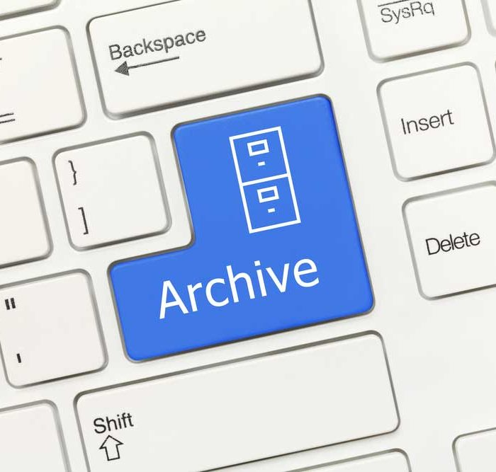 Archive–Keyboard 2 Web