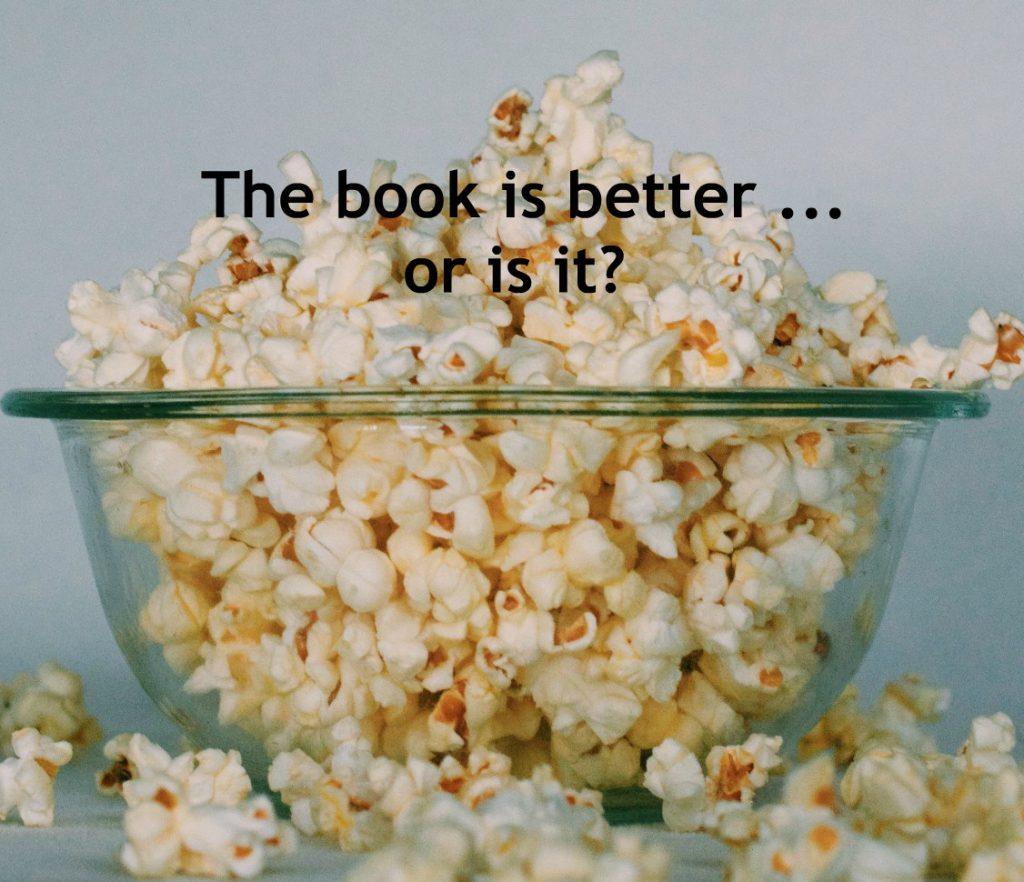 Book is better final