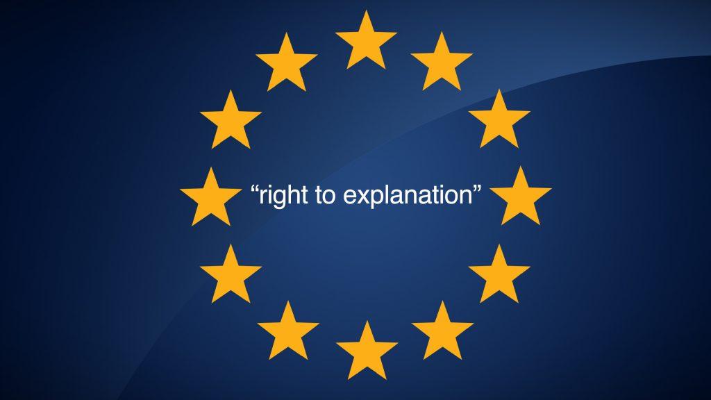 eu right to explanation