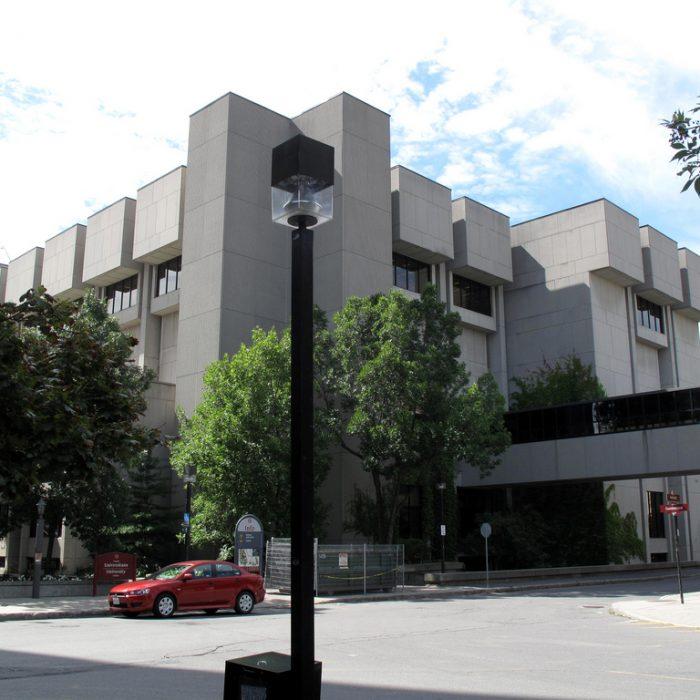 University Of Ottawa Library