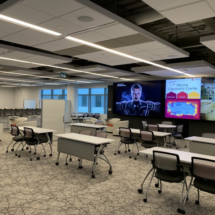 Mohawk College Digital Creativity Centre