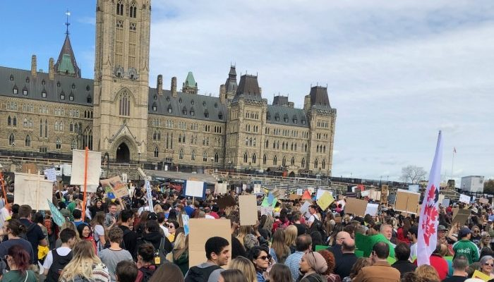 Change Or Else: Rallying For Action On The World's Climate Crisis