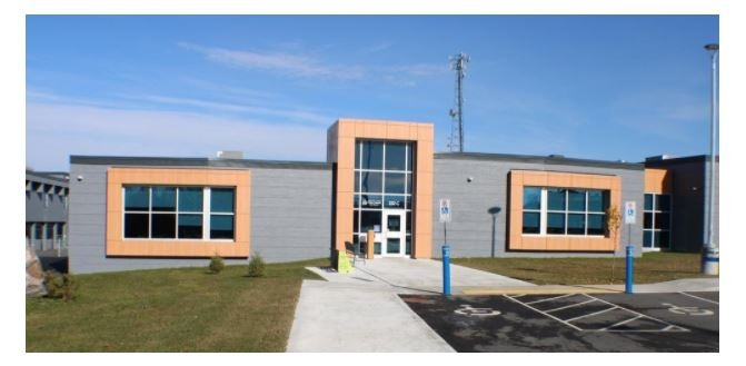 North Branch Public Library in Sault St. Marie