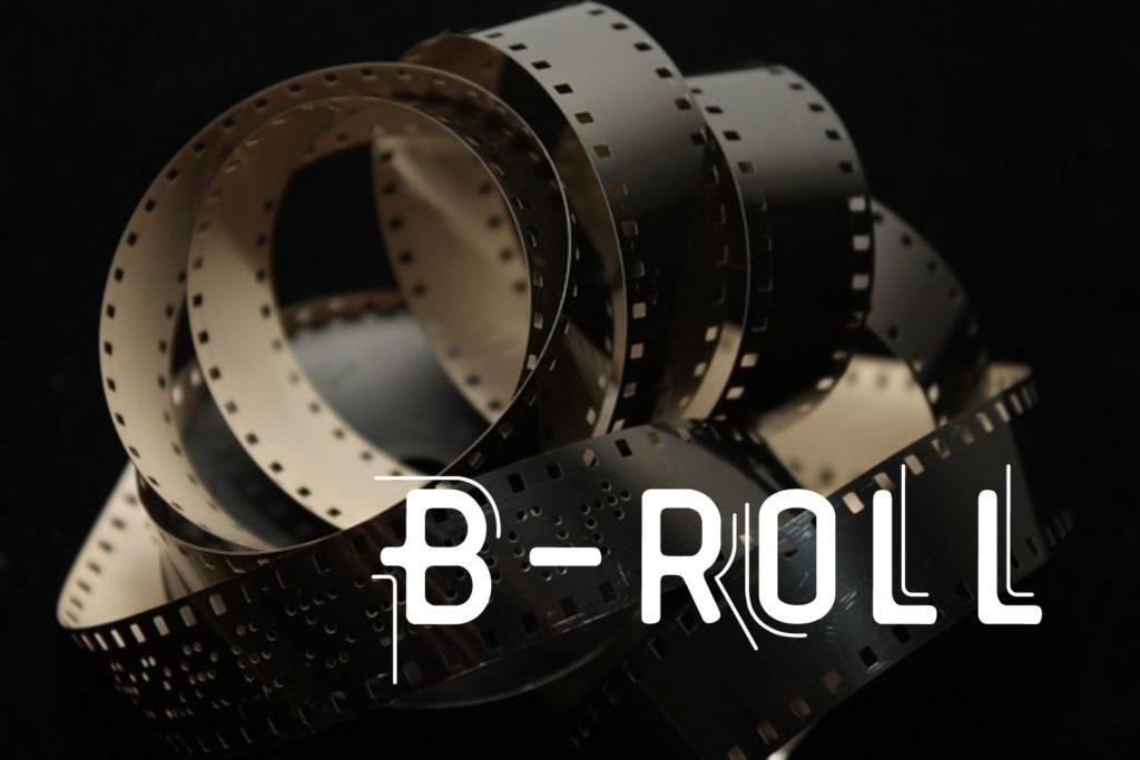 B-roll Title Image