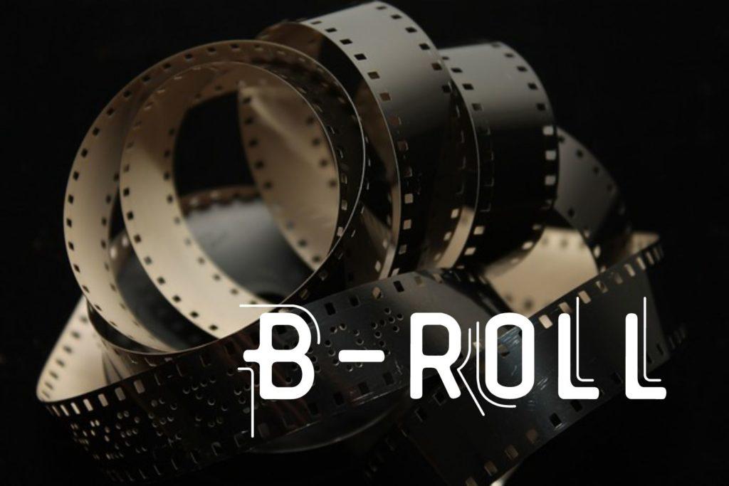 B-roll Title Image