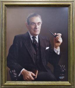 A portrait of Harvey Olnick